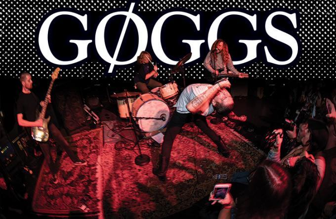 Goggs at Echoplex