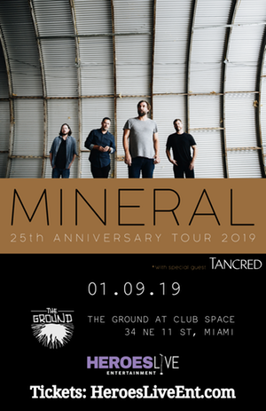 Mineral & Tancred at Echoplex