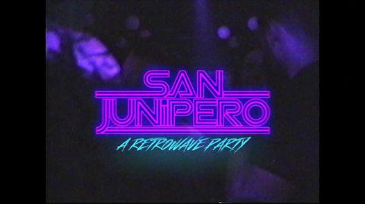 San Junipero L.A. - A Retrowave Party at Echoplex