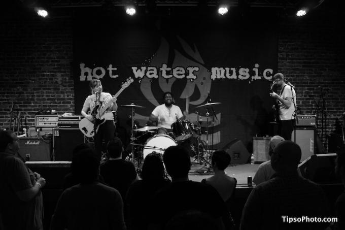Hot Water Music at Echoplex
