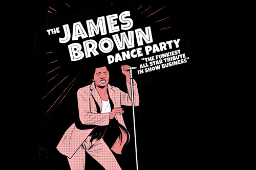 James Brown Dance Party at Echoplex