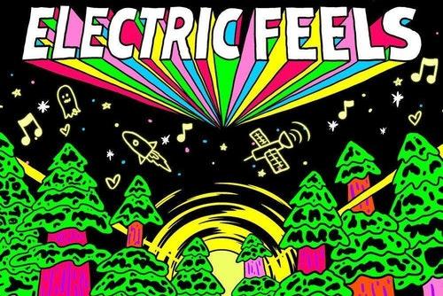 Electric Feels - Indie Rock & Indie Dance Night at Echoplex