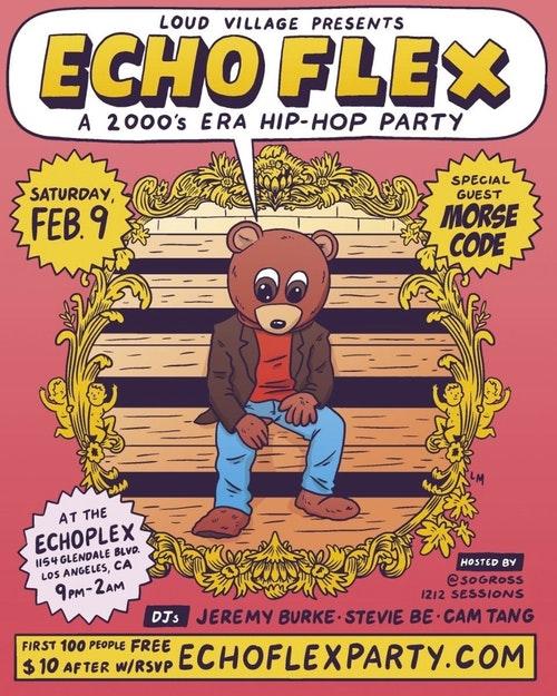 A 2000s Era Hip Hop Party: Too Short at Echoplex
