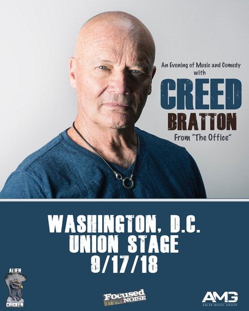 Creed Bratton at Echoplex