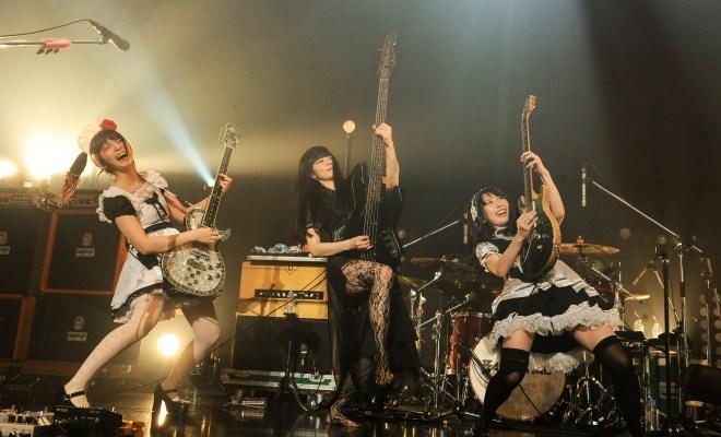 Band-Maid at Echoplex