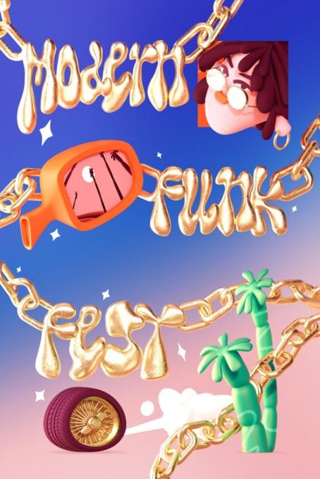 Modern Funk Fest and Record Fair at Echoplex